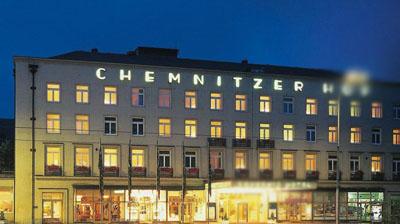 Chemnitzer Hof Hotel