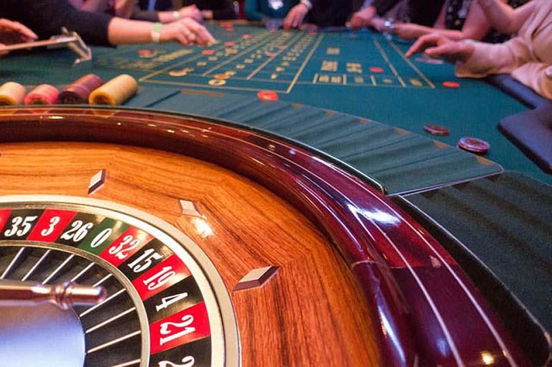 Escort Dresden Nachtleben Spielbank Roulette