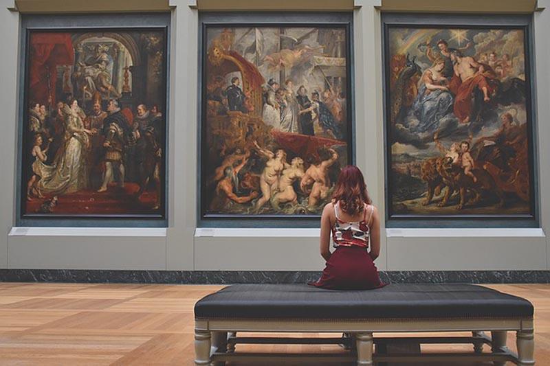 Escort Dresden Sehenswürdigkeiten Gemälde