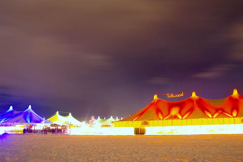 Event Highlights München Winterfestival Tollwood