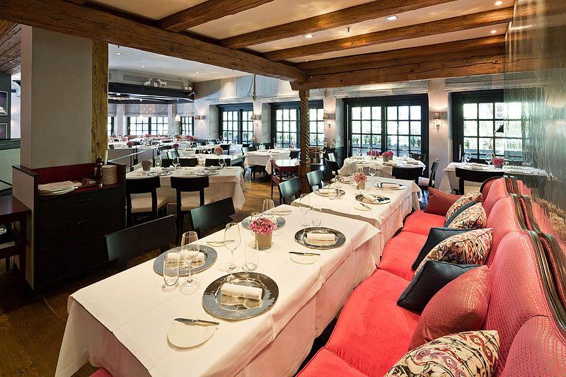 Restaurantempfehlungen München Käfers Schänke