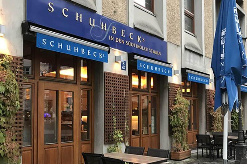 Restaurantempfehlungen München Schuhbecks Südtiroler Stuben