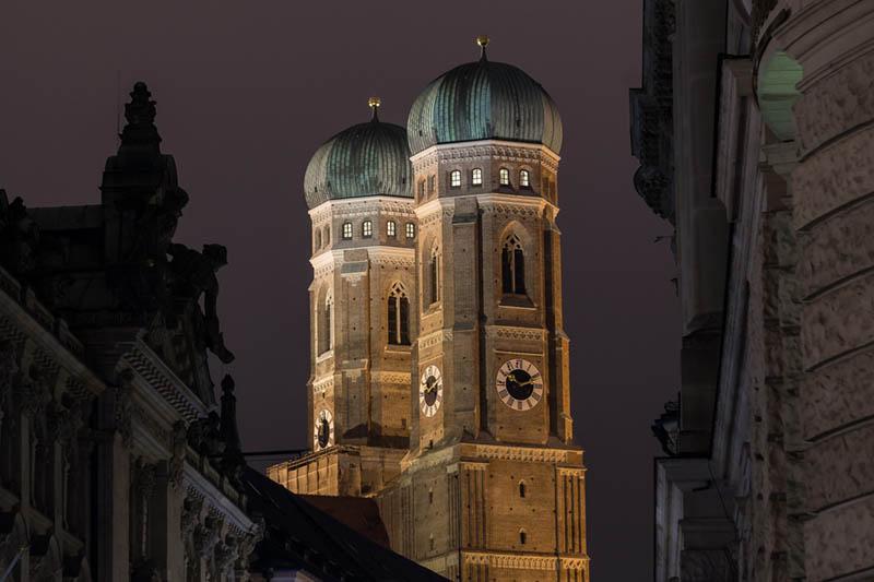 Sehenswürdigkeiten München Frauenkirche