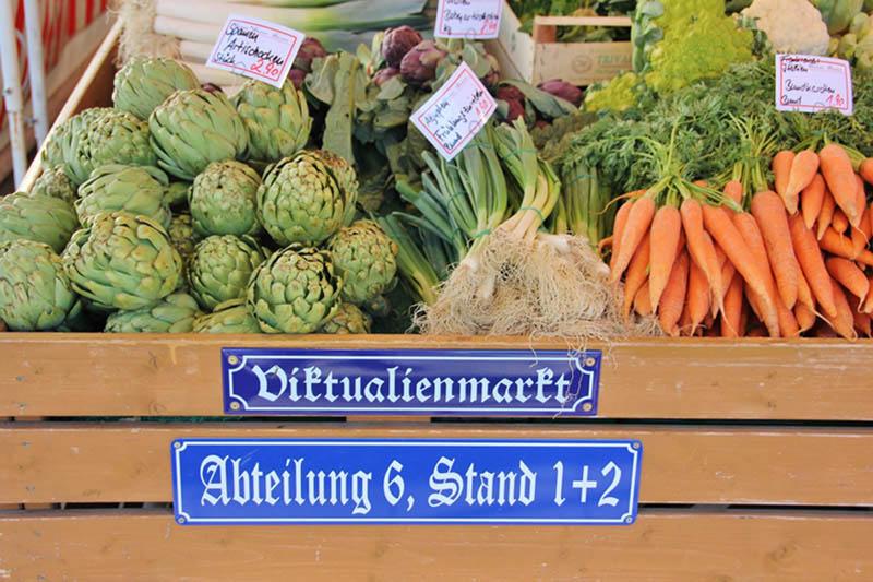 Shopping-Empfehlung München Viktualienmarkt