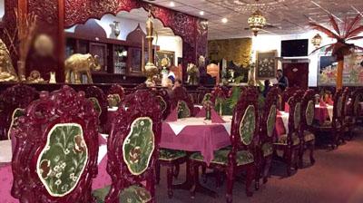Restaurant Chemnitz Maharadscha-Palast